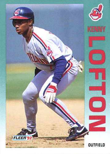 Top 10 Kenny Lofton Baseball Cards 5