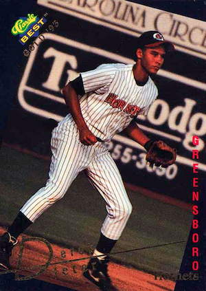 Top Derek Jeter Minor League Cards to Collect 18
