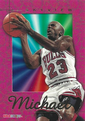 Top 20 Michael Jordan Inserts of All-Time 5