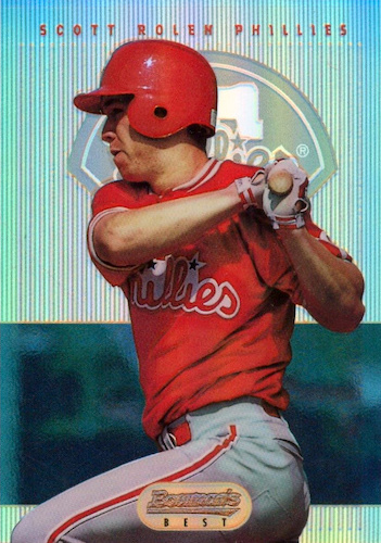 Top 10 Scott Rolen Baseball Cards 9