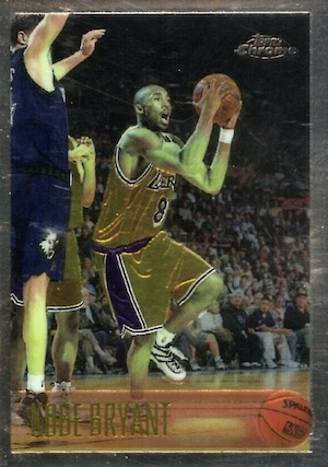 Top 20 Basketball Rookie Cards of All-Time 15