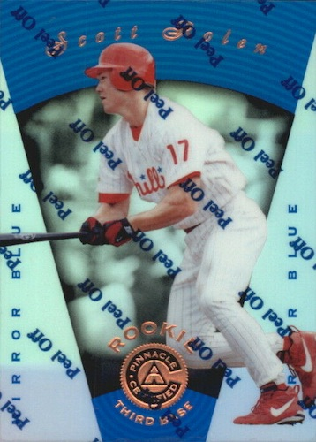 Top 10 Scott Rolen Baseball Cards 4