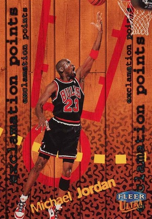 Top 20 Michael Jordan Inserts of All-Time 20