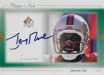 Top Jerry Rice Football Cards to Collect 7