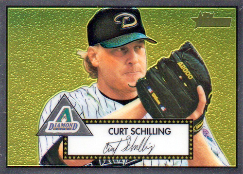 Top 10 Curt Schilling Baseball Cards 7