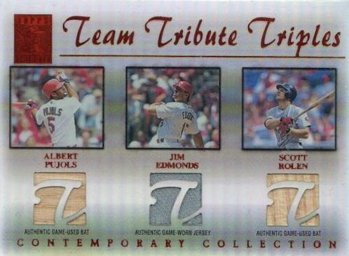Top 10 Scott Rolen Baseball Cards 5
