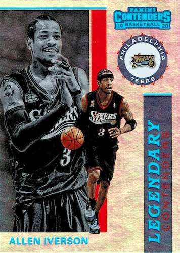 2019-20 Panini Contenders Basketball Cards 38