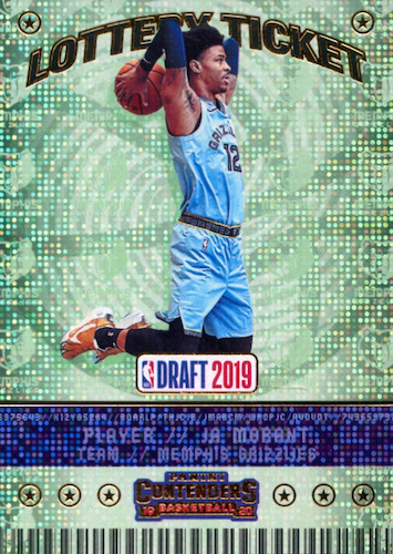 2019-20 Panini Contenders Basketball Cards 39