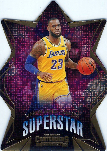 2019-20 Panini Contenders Basketball Cards 40