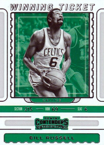 2019-20 Panini Contenders Basketball Cards 41