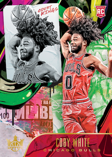 2019-20 Panini Court Kings Basketball Cards 4