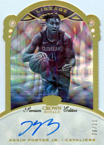 2019-20 Panini Crown Royale Basketball Cards 27