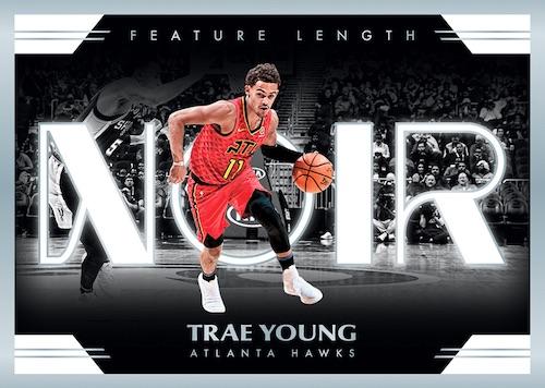 2019-20 Panini Noir Basketball Cards 3
