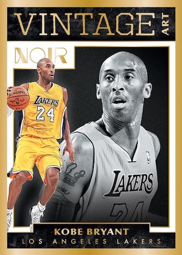 2019-20 Panini Noir Basketball Cards 4