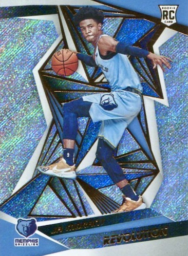 2019-20 Panini Revolution Basketball Cards 24