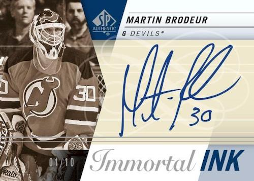 2019-20 SP Authentic Hockey Cards 7