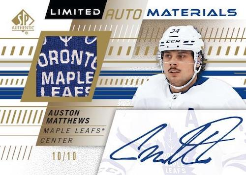 2019-20 SP Authentic Hockey Cards 6