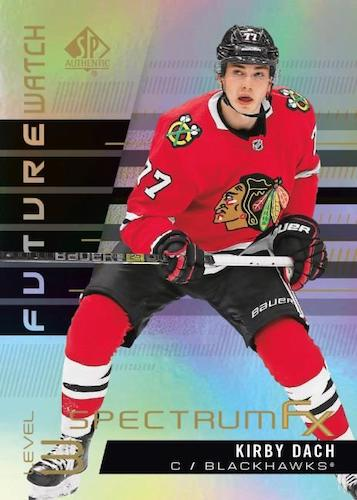 2019-20 SP Authentic Hockey Cards 4