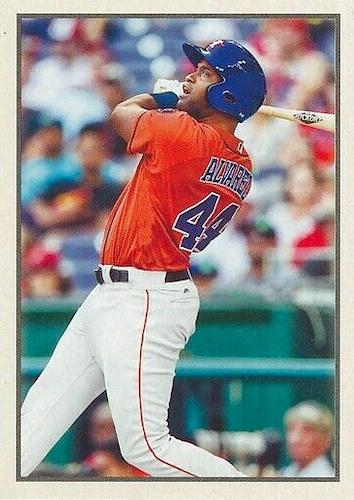 2019 Bowman Heritage Baseball Cards 6