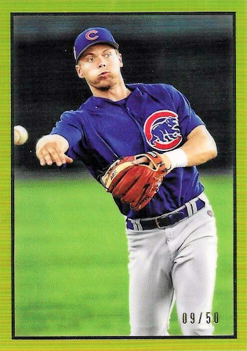 2019 Bowman Heritage Baseball Cards 7