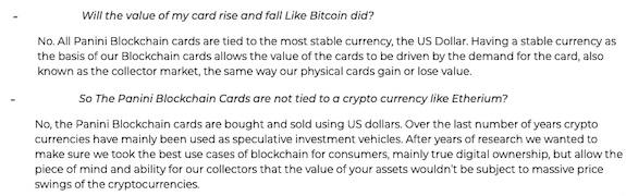 2019 Panini Blockchain National Treasures Cards Checklist 3