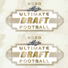 2020 Leaf Ultimate Draft Football Cards