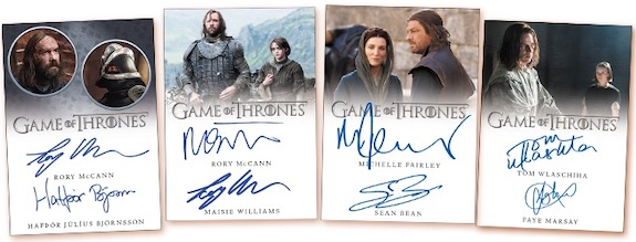 2020 Rittenhouse Game of Thrones Season 8 Trading Cards 5