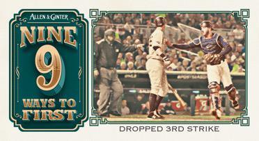 2020 Topps Allen & Ginter Baseball Cards 9