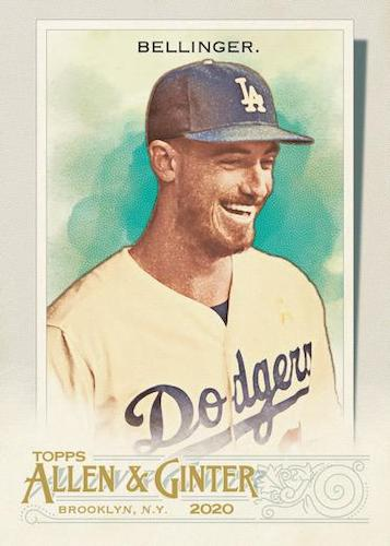 2020 Topps Allen & Ginter Baseball Cards 3