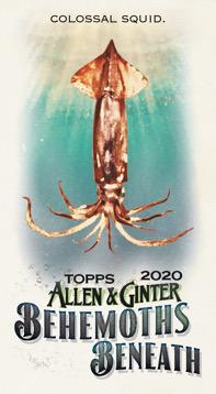 2020 Topps Allen & Ginter Baseball Cards 8