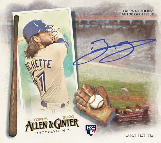 2020 Topps Allen & Ginter Baseball Cards 15