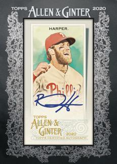 2020 Topps Allen & Ginter Baseball Cards 11