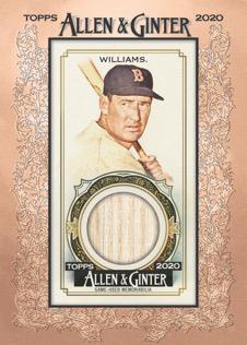 2020 Topps Allen & Ginter Baseball Cards 13