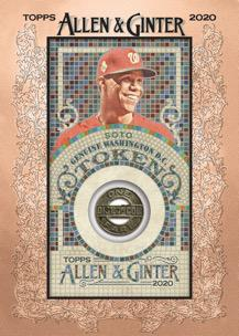 2020 Topps Allen & Ginter Baseball Cards 14