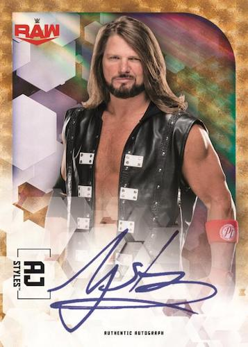 2020 Topps Chrome WWE Wrestling Cards 5