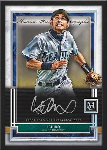 2020 Topps Museum Collection Baseball Cards 4