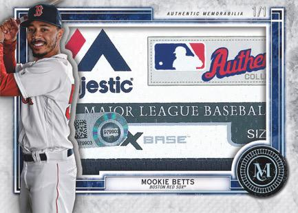 2020 Topps Museum Collection Baseball Cards 7