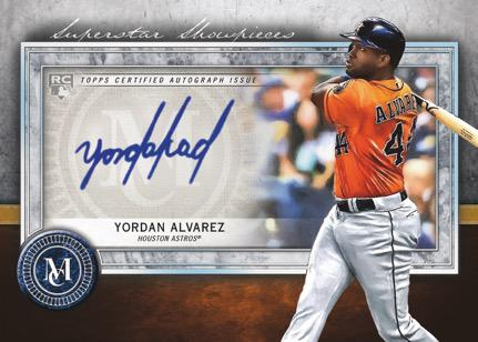 2020 Topps Museum Collection Baseball Cards 3