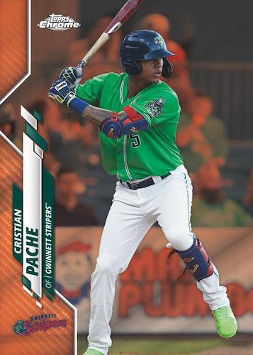 2020 Topps Pro Debut Baseball Cards 4