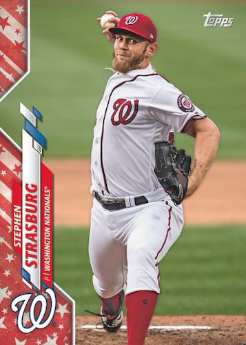 2020 Topps Series 2 Baseball Cards 3