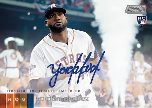 2020 Topps Stadium Club Baseball Cards 5