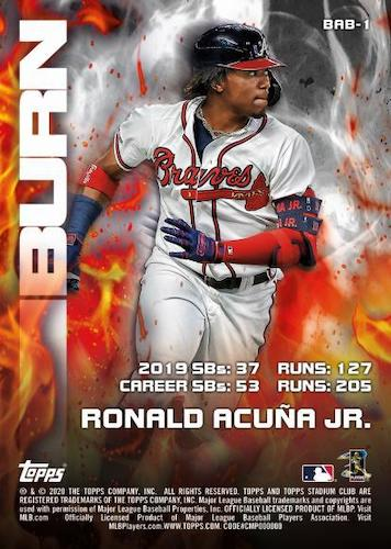 2020 Topps Stadium Club Baseball Cards 6