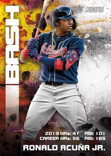 2020 Topps Stadium Club Baseball Cards 3