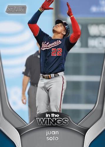 2020 Topps Stadium Club Baseball Cards 2