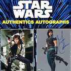 2020 Topps Star Wars Authentics Autographs 11x14