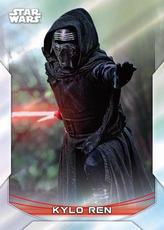 2020 Topps Star Wars Chrome Perspectives Choose Allegiance Resistance Subset