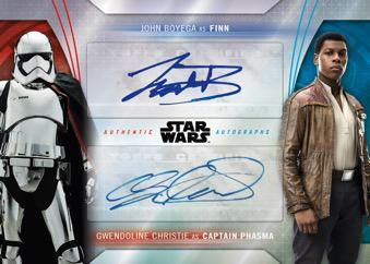2020 Topps Star Wars Chrome Perspectives Resistance vs. The First Order Trading Cards - Checklist Added 8