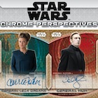 2020 Topps Star Wars Chrome Perspectives Resistance vs. The First Order Trading Cards - Checklist Added