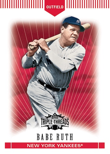 2020 Topps Throwback Thursday Baseball Cards - Set 8 4