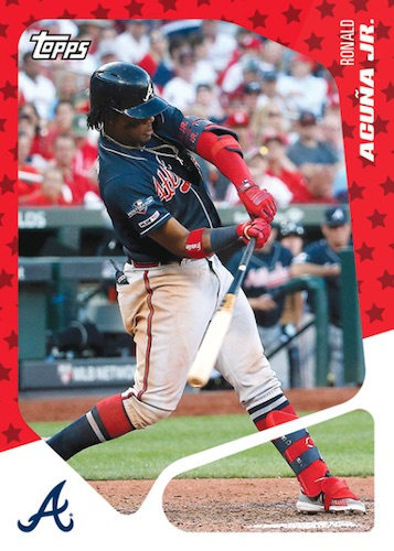 2020 Topps Throwback Thursday Baseball Cards - Set 8 3